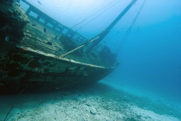 history-shipwreck