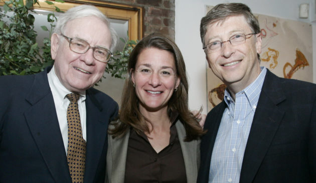 WarrenBuffettBillGates